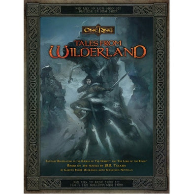 The One Ring - Tales from Wilderland (Hardcover) - 401 Games