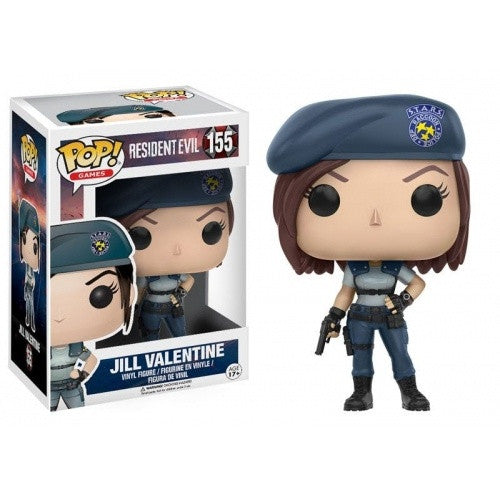 Buy Pop! Resident Evil - Jill Valentine and more Great Funko & POP! Products at 401 Games