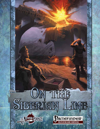 On The Siberian Line - 401 Games