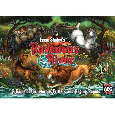 Buy Ravenous River and more Great Board Games Products at 401 Games