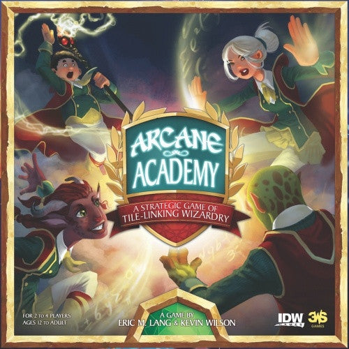 Buy Arcane Academy and more Great Board Games Products at 401 Games