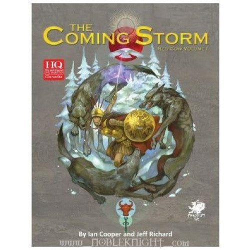 Heroquest - The Coming Storm (Hardcover) - 401 Games