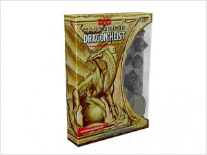 Dungeons & Dragons - 5th Edition - Waterdeep: Dragon Heist - Dice Set