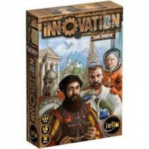 Innovation Second Edition - 401 Games
