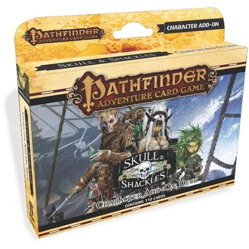 Pathfinder Adventure Card Game - Skulls and Shackles - Character Add On Deck - 401 Games