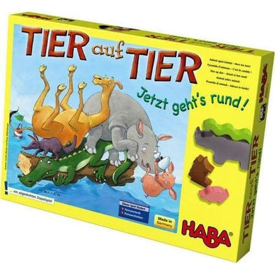 Tier auf Tier - Animal Upon Animal - Here We Turn! - 401 Games