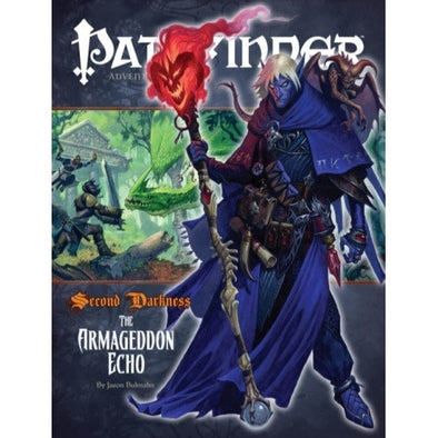Pathfinder - Adventure Path - #15: The Armageddon Echo (Second Darkness 3 of 6) available at 401 Games Canada