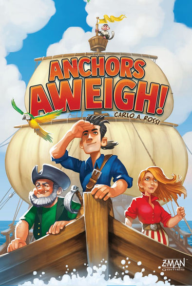 Buy Anchors Aweigh! and more Great Board Games Products at 401 Games