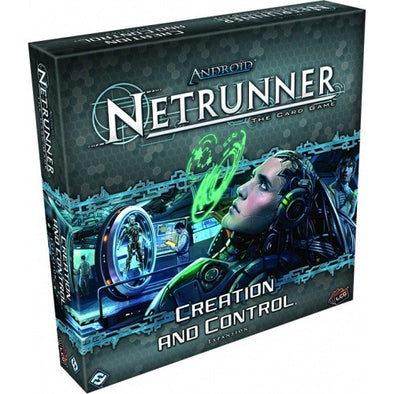 Buy Android - Netrunner - Creation and Control and more Great Board Games Products at 401 Games