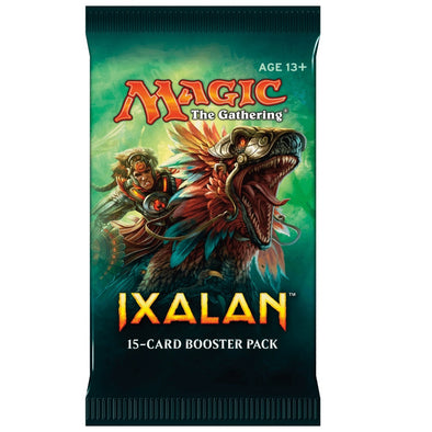Buy MTG - Ixalan - Russian Booster Pack and more Great Magic: The Gathering Products at 401 Games