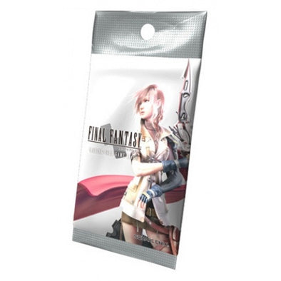 Buy Final Fantasy TCG - Opus 1 Booster Pack and more Great Final Fantasy TCG Products at 401 Games