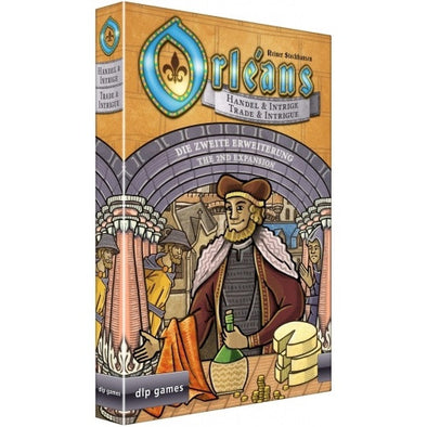 Orleans - Trade and Intrigue Expansion (Pre-Order) available at 401 Games Canada