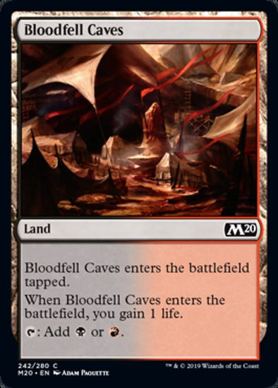 Bloodfell Caves (M20) - 401 Games
