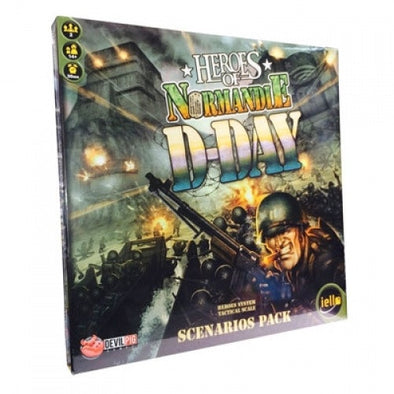 Heroes of Normandie - D-Day Scenarios Pack - 401 Games