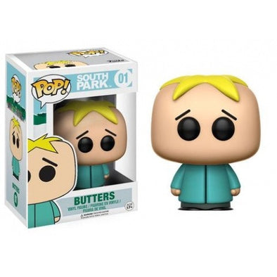 Buy Pop! South Park - Butters and more Great Funko & POP! Products at 401 Games