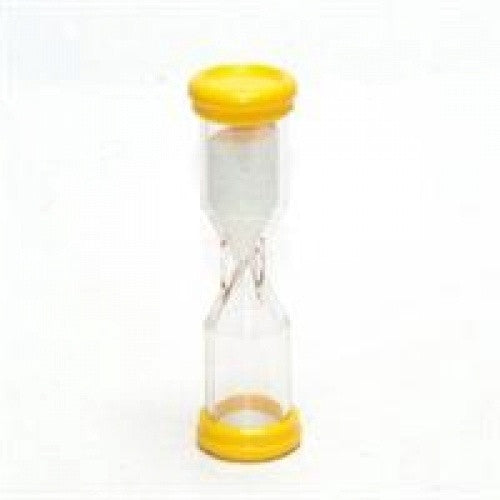 Buy Sand Timer - Koplow - Three (3) Minute YELLOW and more Great Sleeves & Supplies Products at 401 Games