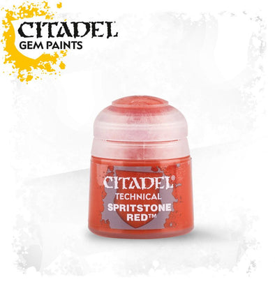 Buy Citadel Technical - Spiritstone Red and more Great Games Workshop Products at 401 Games