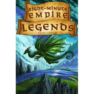 Eight-Minute Empire : Legends - 401 Games