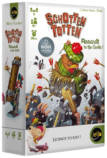Schotten Totten 2 available at 401 Games Canada