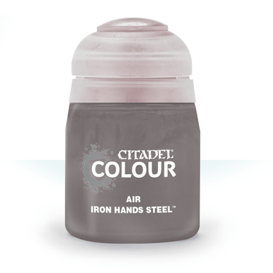 Citadel Air - Iron Hands Steel - 401 Games
