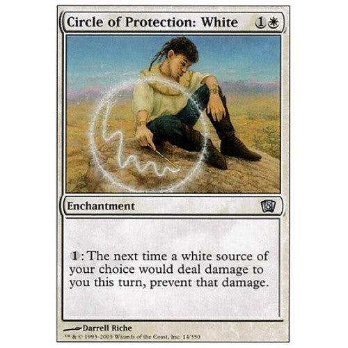 Circle of Protection: White - 401 Games