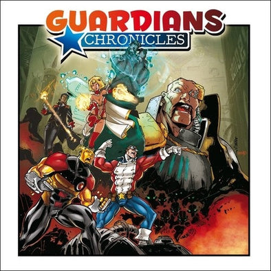 Guardian's Chronicles (no restock) - 401 Games
