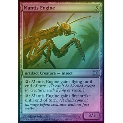 Mantis Engine (Foil) available at 401 Games Canada