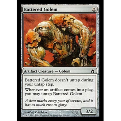 Battered Golem (5DN) - 401 Games