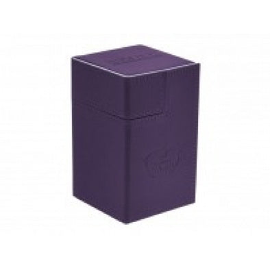Buy Ultimate Guard - Flip n' Tray Xenoskin 100+ - Purple and more Great Sleeves & Supplies Products at 401 Games