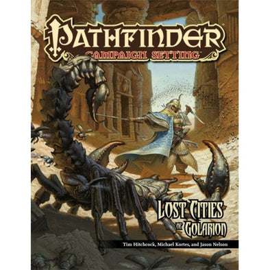 Pathfinder - Campaign Setting - Lost Cities of Golarion - 401 Games