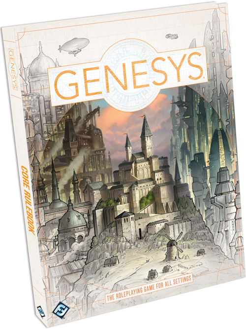 Genesys - Core Rulebook - 401 Games