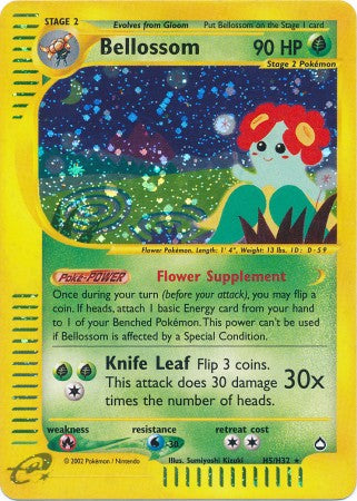Buy Bellossom - H5/H32 and more Great Pokemon Products at 401 Games