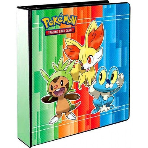 Buy Ultra Pro - Binder 9 Pocket - Pokemon - XY and more Great Sleeves & Supplies Products at 401 Games