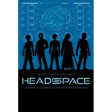 Apocalypse - Headspace - Core Rulebook (Softcover) - 401 Games