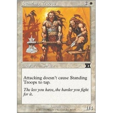 Standing Troops - 401 Games