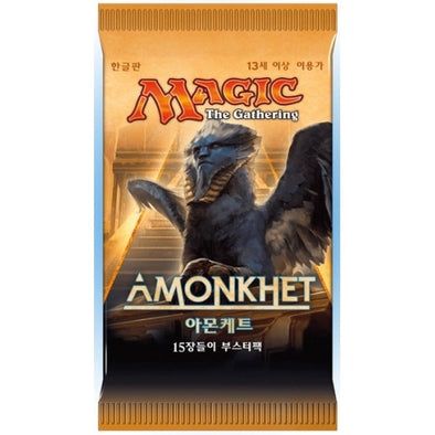 MTG - Amonkhet - Korean Booster Pack - 401 Games