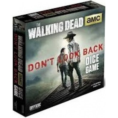 Buy The Walking Dead - Don`t Look Back Dice Game and more Great Board Games Products at 401 Games