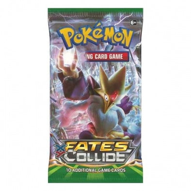 Buy Pokemon - Fates Collide Booster Pack and more Great Pokemon Products at 401 Games