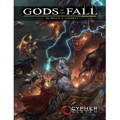Cypher System - Gods of the Fall - 401 Games