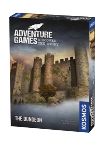 Buy Adventure Games - The Dungeon (Pre-Order) and more Great Board Games Products at 401 Games