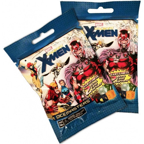 Dice Masters - Marvel Uncanny X-Men - Gravity Feed Booster Pack - 401 Games