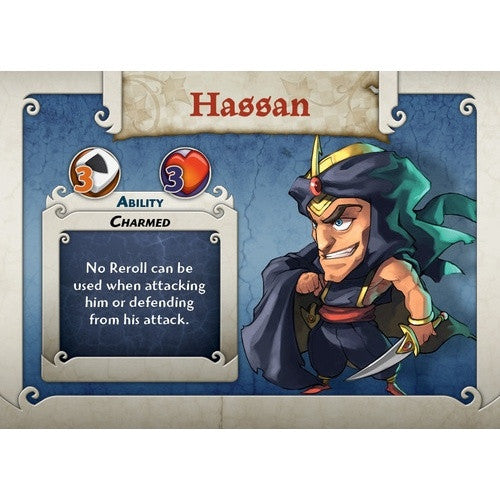 Arcadia Quest - Hassan available at 401 Games Canada