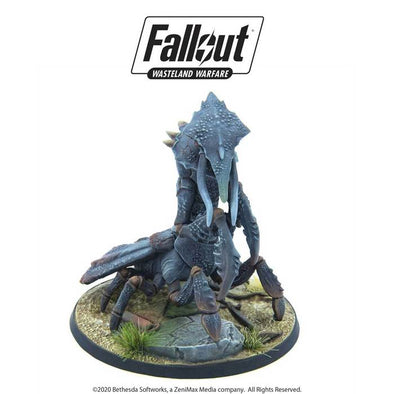 Fallout - Wasteland Warfare - Creatures - Fog Crawler available at 401 Games Canada