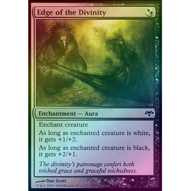 Edge of the Divinity (Foil) (EVE) available at 401 Games Canada