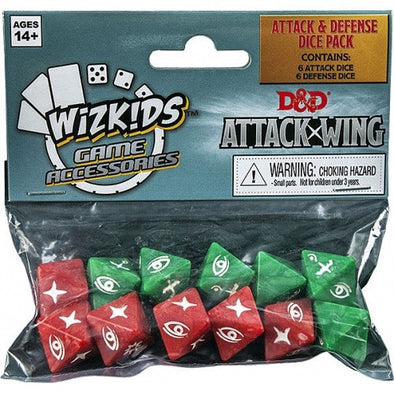 Dungeons and Dragons Attack Wing - Dice Set - 401 Games