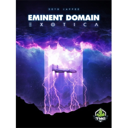 Eminent Domain - Exotica available at 401 Games Canada