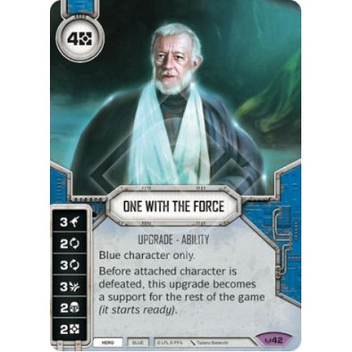 One With The Force - 401 Games