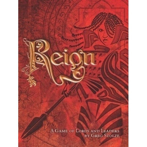 Reign - Core Rulebook - 401 Games