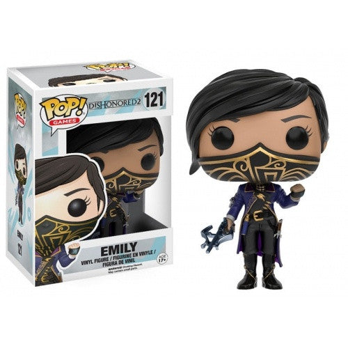 Buy Pop! Games - Dishonored 2 Emily and more Great Funko & POP! Products at 401 Games