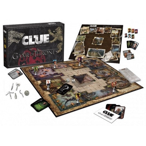 Clue - Game of Thrones